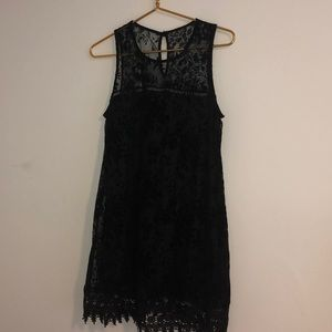 Speechless little black dress